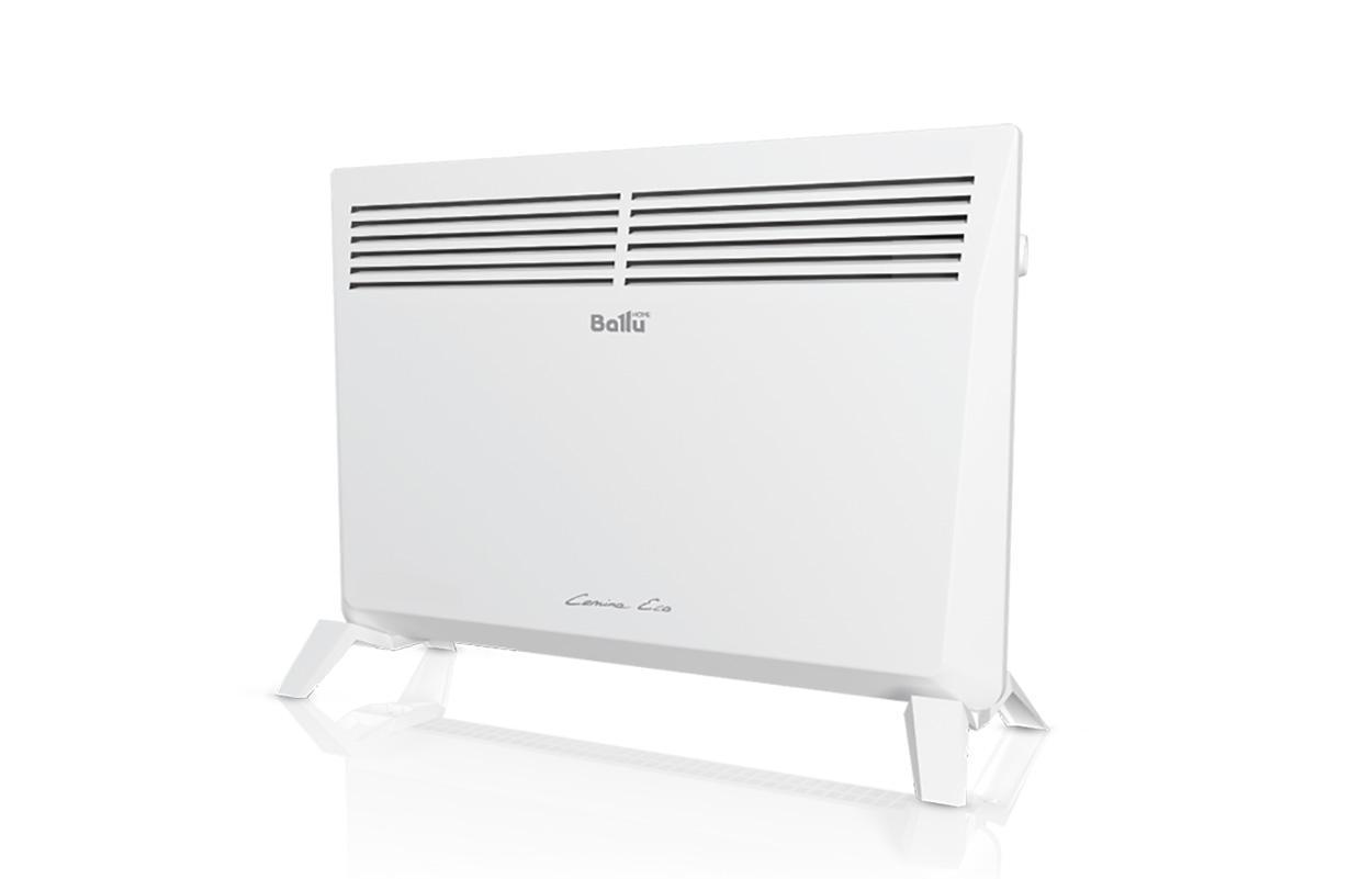 Электрический конвектор Ballu CAMINO ECO Mechanic BEC/EM-1500