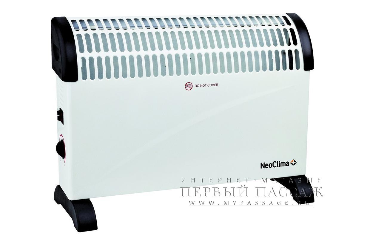 Конвектор электрический ( электроконвектор ) Neoclima Fast 2000